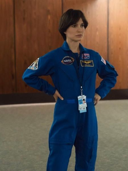 """Natalie Portman em """"Lucy in the Sky"""" - Reprodução/Twitter"""