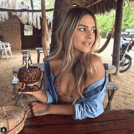 """Rafaela Porto, candidata do """"The Voice Brasil"""", trabalha como modelo e youtuber - Reprodução/Instagram/rafaelacporto"""