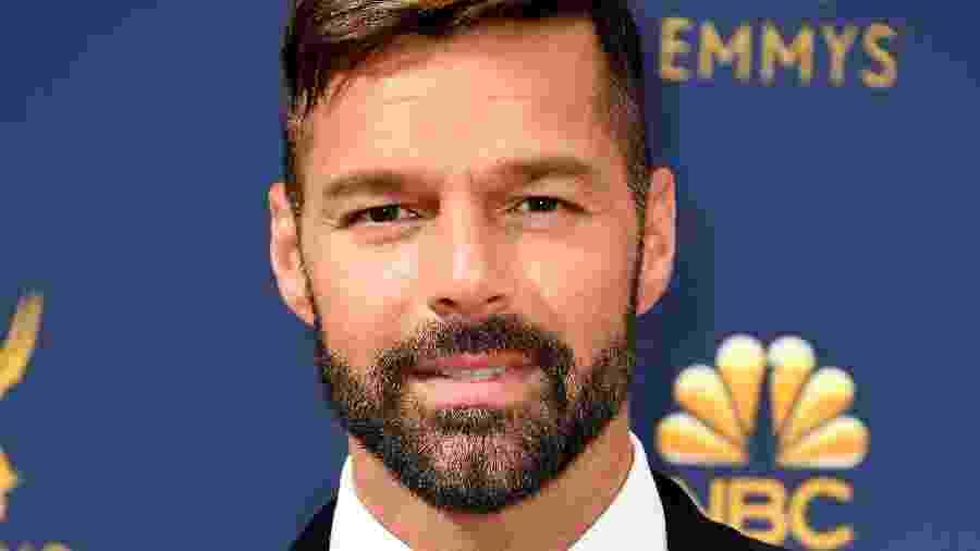 O cantor porto-riquenho Ricky Martin quer parceiro brasileiro para música no próximo EP - Frazer Harrison/Getty Images
