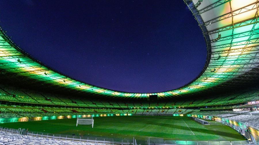 O Mineirão, em Belo Horizonte, será palco do desfile da marca Skazi - Agencia i7
