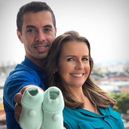 Silvana Ramiro e o marido, Rafael Dias - Reprodução/Instagram