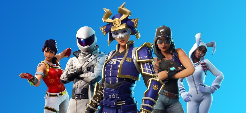"""""""Fortnite"""" é um dos maiores sucessos recentes dos jogos, com um Battle Royale gratuito que recebe eventos regulares a cada temporada. - Divulgação"""