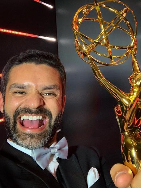 """Hugo de Sousa está na mira da Globo para """"Órfãos da Terra"""" - Instagram"""