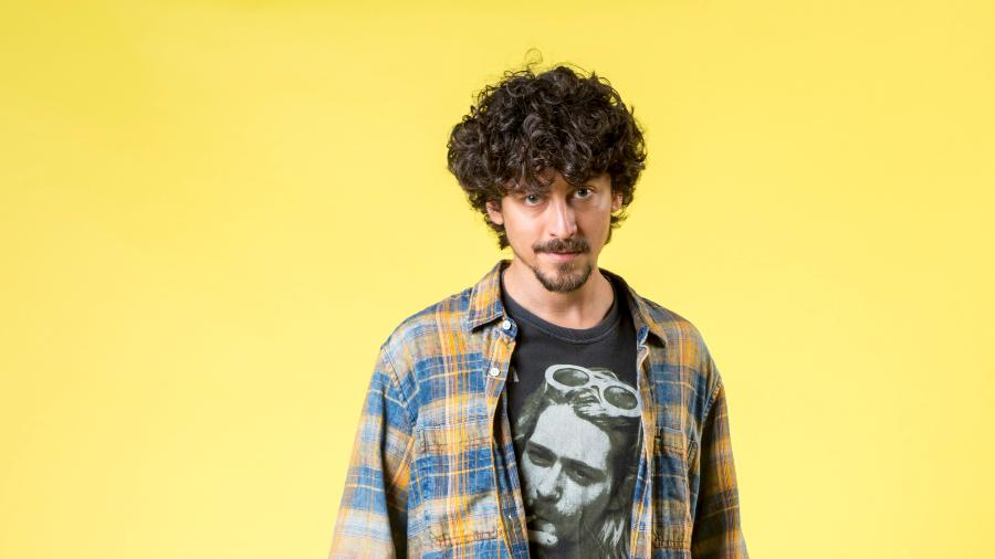 """""""Estou fazendo um registro que eu nunca tinha feito antes"""", assume Jesuíta Barbosa sobre Jerônimo - Divulgação/Tv Globo"""