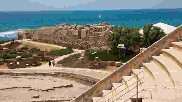 Divulgação/Ministério do Turismo de Israel