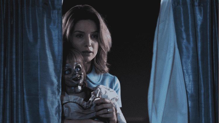 Cena do filme Annabelle (2014) - Reprodução