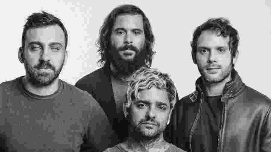 A banda Fresno - Divulgação