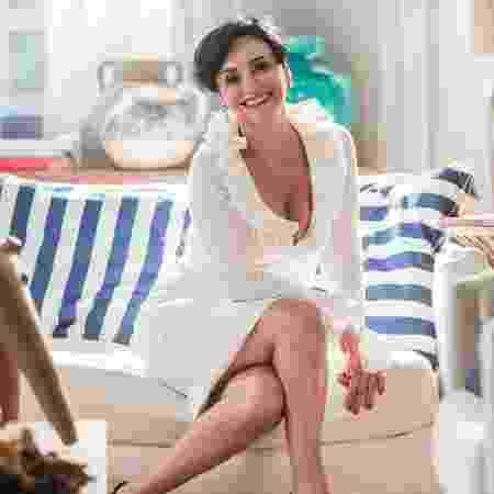 Suzana Pires - Victor Pollak/TV Globo - Victor Pollak/TV Globo