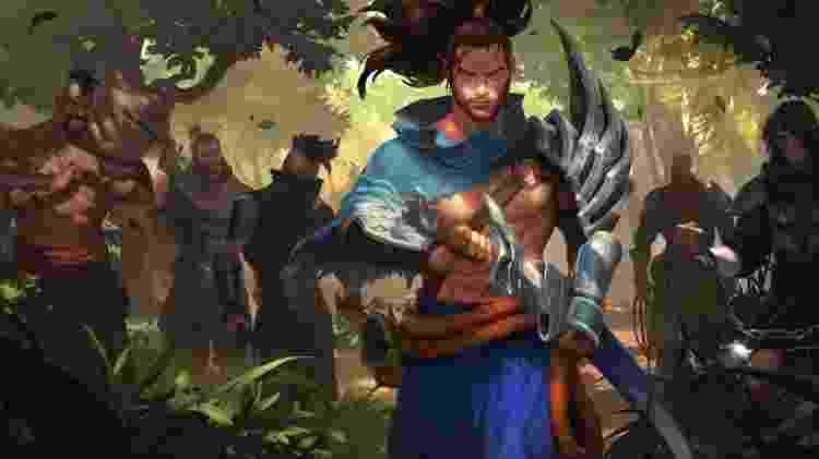 Yasuo 3 - Divulgação/Riot Games - Divulgação/Riot Games