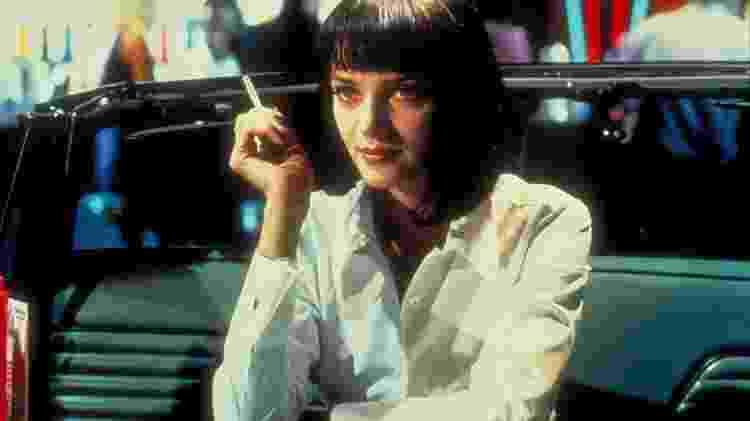 Uma Thurman Pulp Fiction - Divulgação/IMDb - Divulgação/IMDb