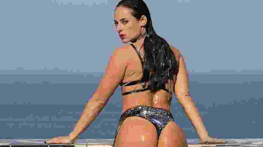 Vivi Guedes foi destaque em A Dona do Pedaço - Reprodução