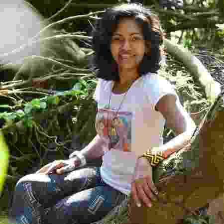 Jaycelene Brasil é acreana, socióloga, professora, militante de direitos humanos e pesquisadora das questões raciais e de gênero - Arquivo Pessoal