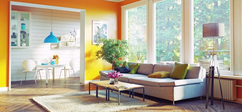 Cítricos e neon podem entrar na decoração da sua casa em elementos discretos ou ações radicais - Getty Images
