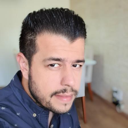 O jornalista Renato Rogenski - Arquivo pessoal