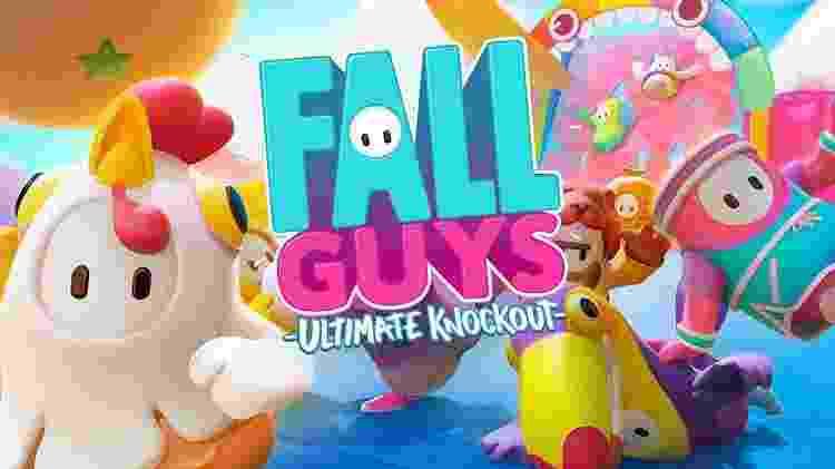 Fall Guys - Divulgação/Mediatonic - Divulgação/Mediatonic