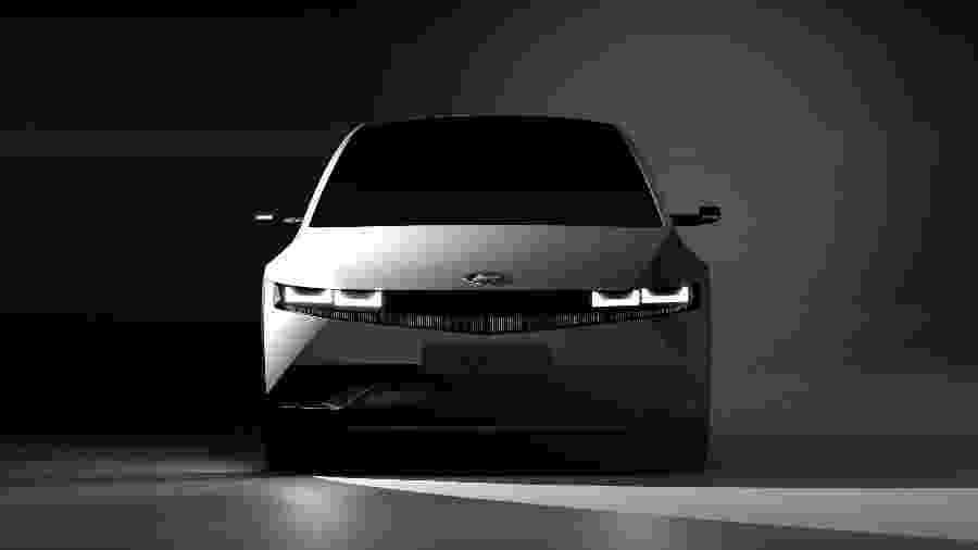 Hyundai Ioniq 5 - Divulgação