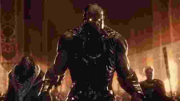 Darkseid em trailer de 'Liga da Justiça' - Reprodução - Reprodução