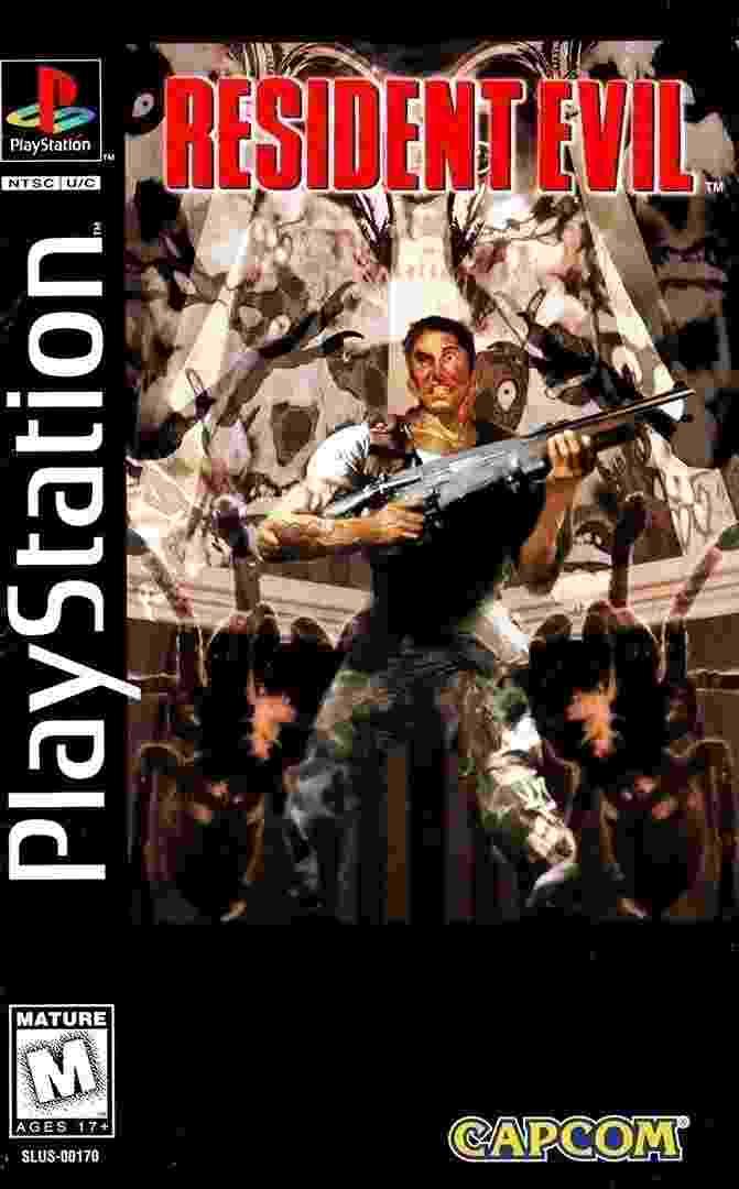 Resident Evil - Reprodução