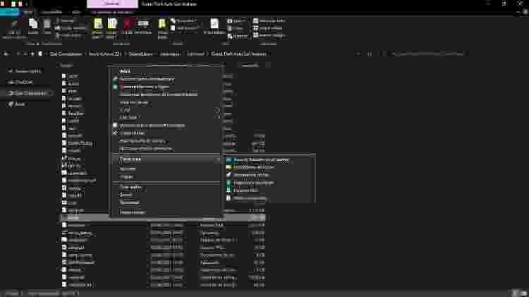 GTA RP: San Andreas - tutorial para PC com SAMP - Reprodução/SAMP - Reprodução/SAMP