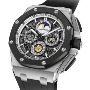c2b4b2296ea Ostentação  conheça os 11 relógios de pulso mais caros à venda no ...