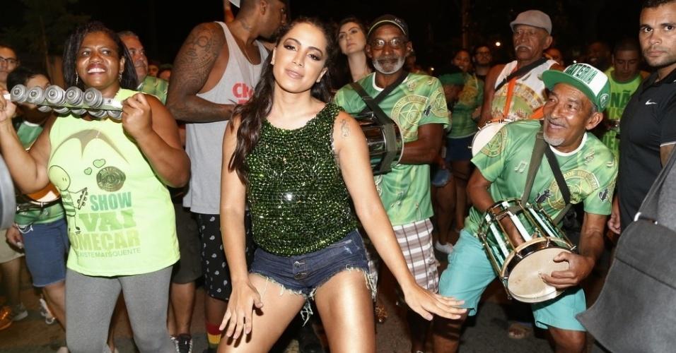 Ensaios escolas de samba
