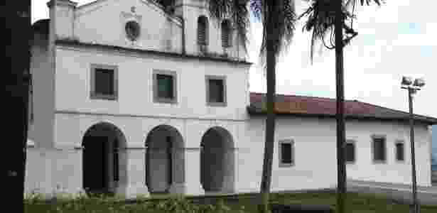 Fachada do Museu de Arte Sacra - Divulgação