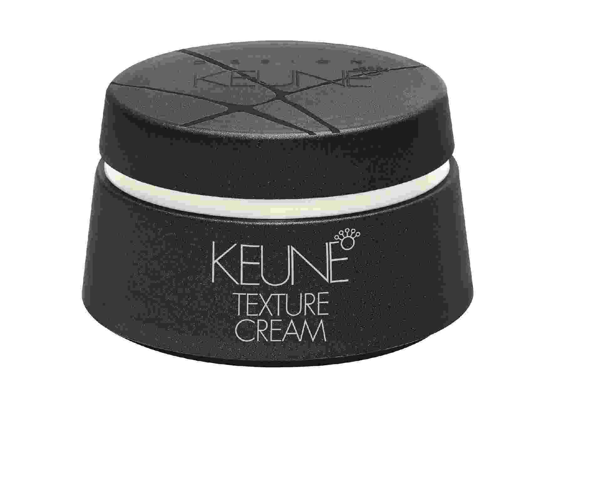Texture Cream, da Keune, R$133,90, www.keune.com.br - Divulgação