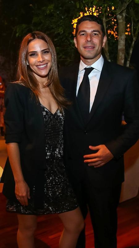 Wanessa Camargo e Marcus Buaiz - AgNews
