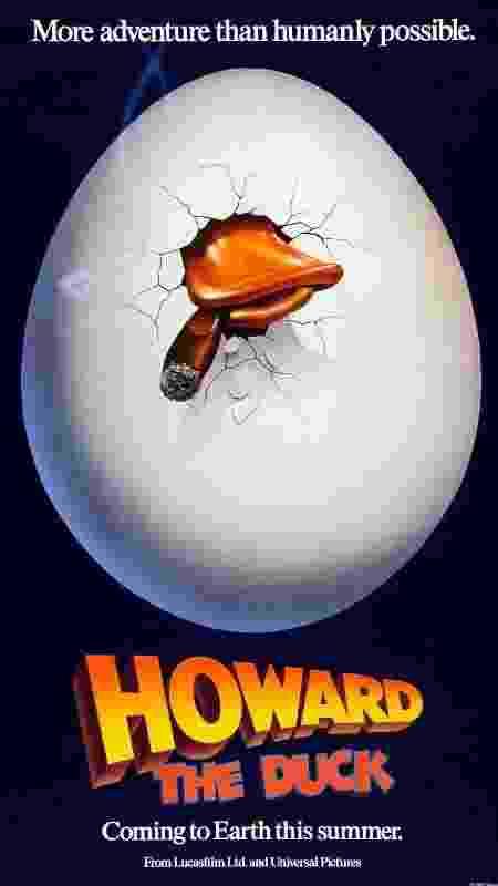 Steve Gerber é o roteirista criador do personagem Howard, o Pato - Reprodução - Reprodução