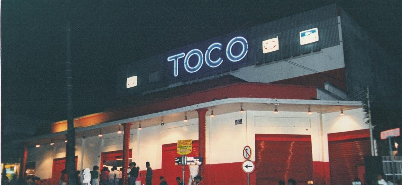 Fachada da Toco, casa noturna que bombou nos anos 1980 na zona leste de São Paulo - Arquivo
