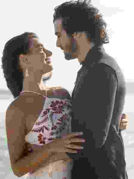 """Ritinha (Isis Valverde) e Ruy (Fiuk) em """"A Força do Querer"""" - Reprodução/GShow - Reprodução/GShow"""