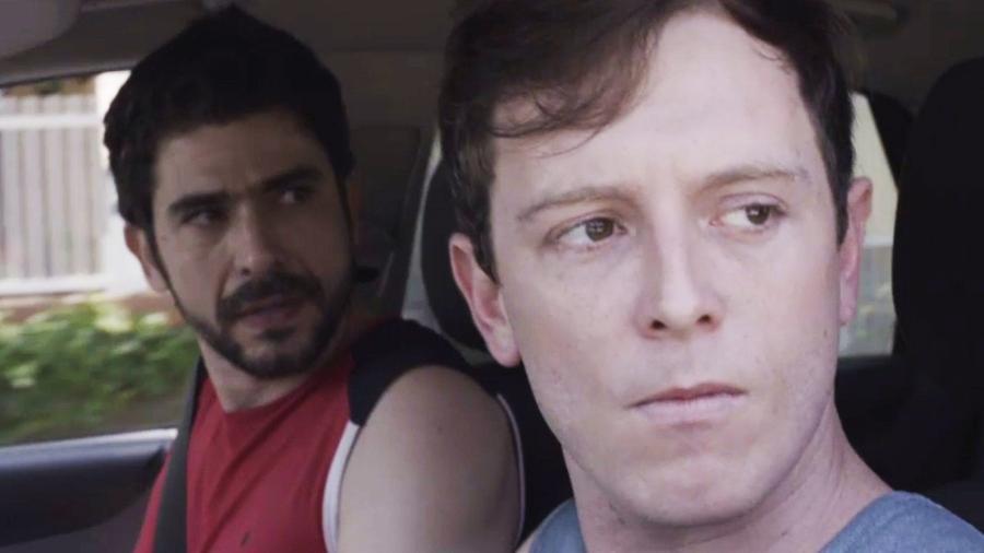 """Policiais descobrem endereço de Rubinho em """"A Força do Querer"""" - Reprodução/GShow"""