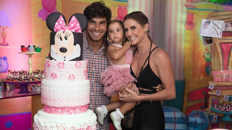 Maria Flor, filha de Deborah Secco, ganha festa de aniversário - Felipe Panfili/Divulgação