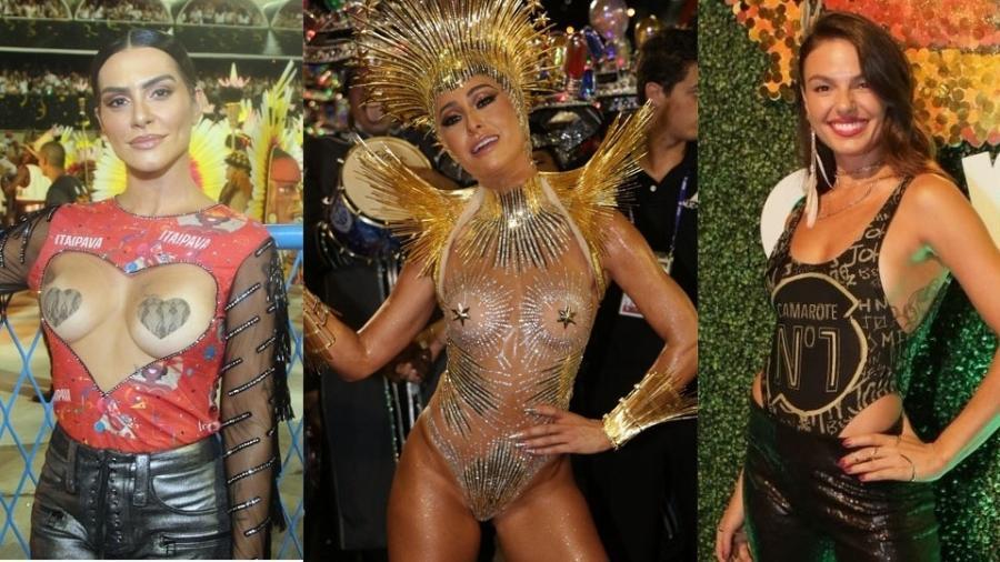 Cleo, Sabrina, Isis  o que elas e outros famosos aprontaram nos ... aa2c4acedf