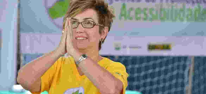 Claudia Werneck, idealizadora da ONG Escola de Gente - Divulgação/Escola de Gente