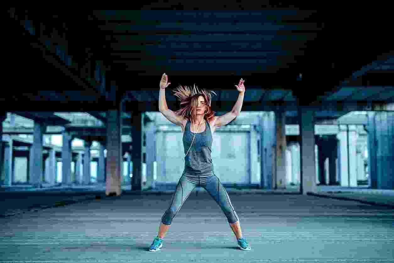 polichinelo, exercícios - iStock