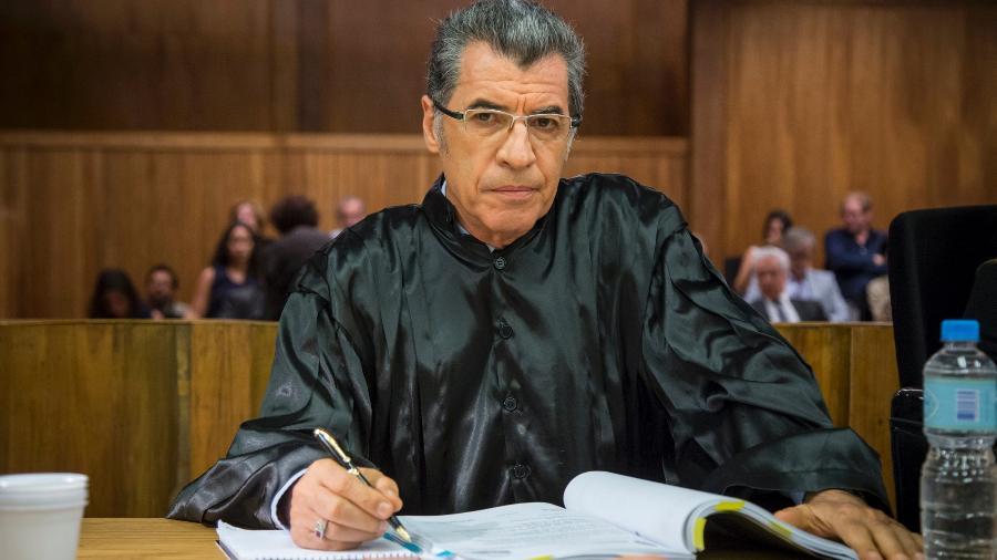 "Paulo Betti entra em ""O Outro Lado do Paraíso"" e interpreta o advogado Mauricio - Marília Cabral/Globo"
