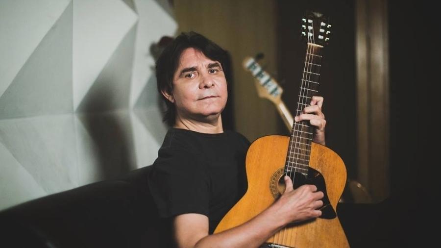 O cantor e compositor Lô Borges - Bárbara Dutra/Divulgação