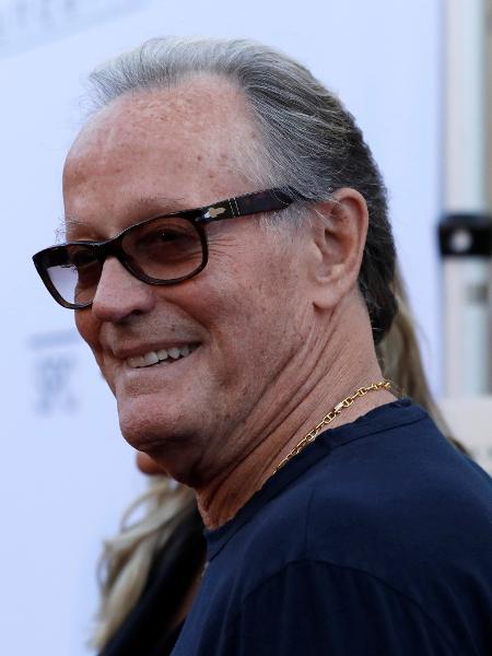 """Peter Fonda em evento do filme """"Boundaries"""", em Los Angeles - Mario Anzuoni/Reuters"""