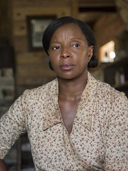 """Mary J. Blige em cena do filme """"Mudbound: Lágrimas sobre o Mississippi"""" - Reprodução"""