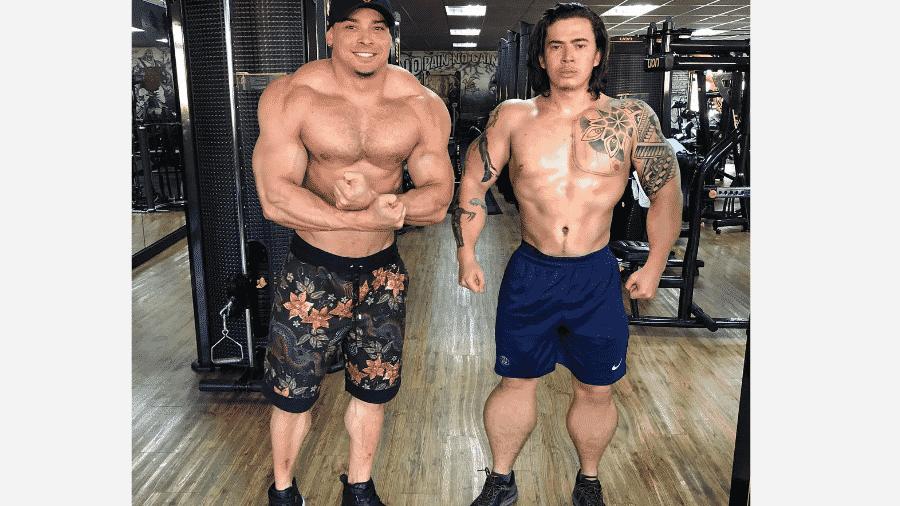 Felipe Franco e Whindersson Nunes - Reprodução/Instagram