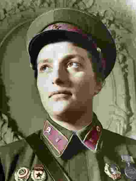 Lyudmila Pavlichenko não aceitou ser enfermeira e como atiradora de guerra matou 309 nazistas - Divulgação
