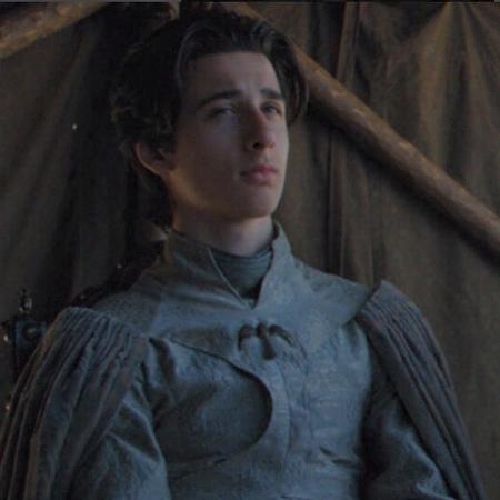 """Lino Facioli em cena na série """"Game of Thrones"""" (2019) - Reprodução/Instagram"""