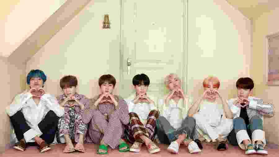 BTS - Facebook Oficial BTS