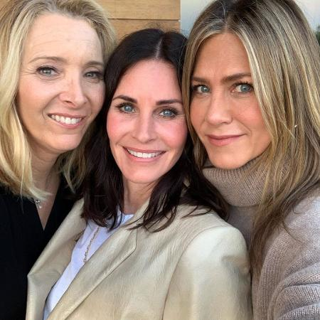 Atrizes de Friends se reuniram de novo - Instagram/Reprodução