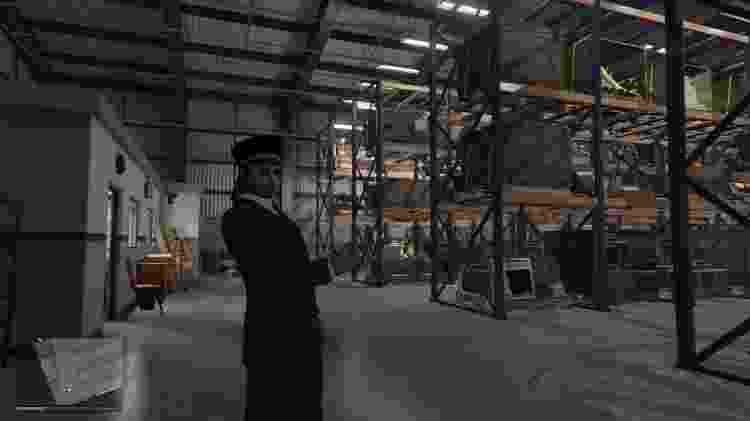 GTA Online 5 - Reprodução - Reprodução