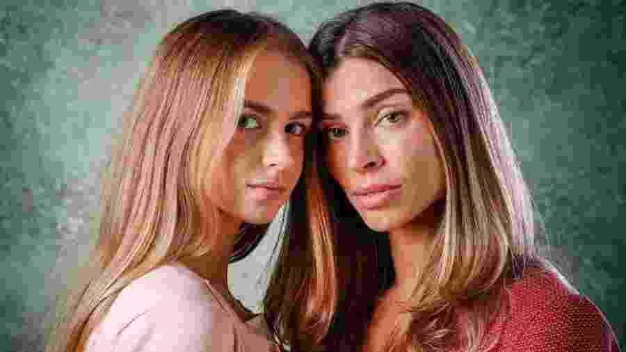 Isabella Scherer e Grazi Massafera dividem o mesmo papel em Bom Sucesso, novela das sete da Globo - Reprodução/Instagram/isascherer