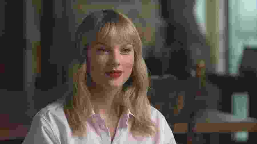 A cantora Taylor Swift - Reprodução/Instagram