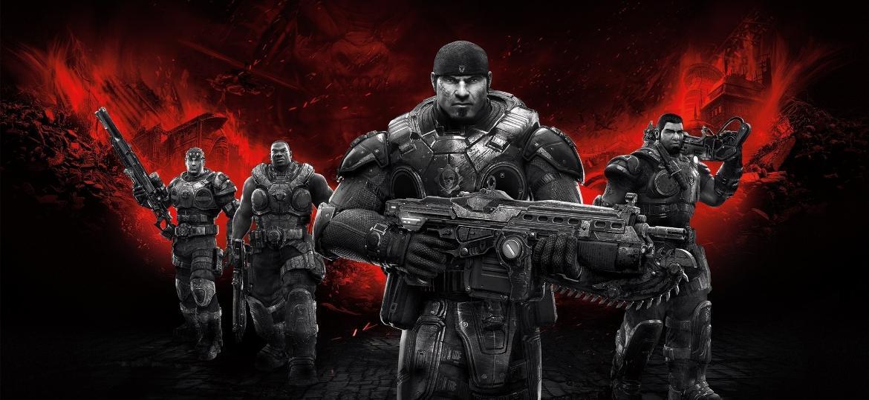 """""""Gears of War"""" nasceu em 2006, desenvolvido pela Epic Games e baseado na Unreal Engine - Divulgação"""