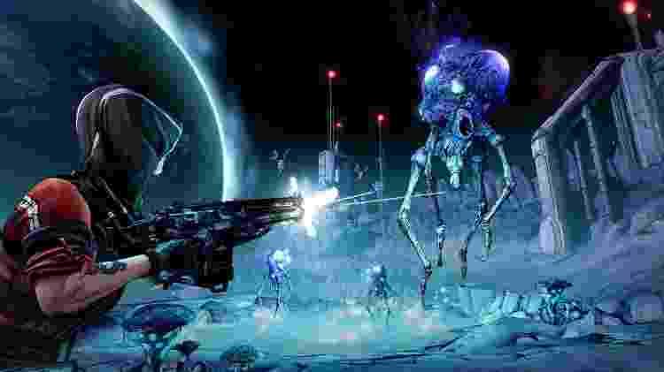 Jogo acontece em Elpis, Lua de Pandora - Divulgação